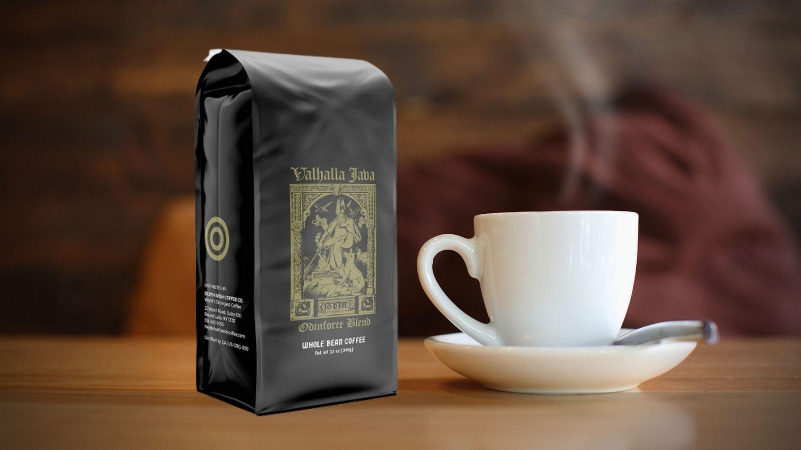 Valhalla Java Coffee