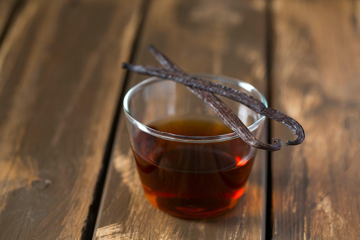 Vanilla Extract Coffee