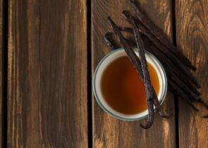 Vanilla Extract In Coffee