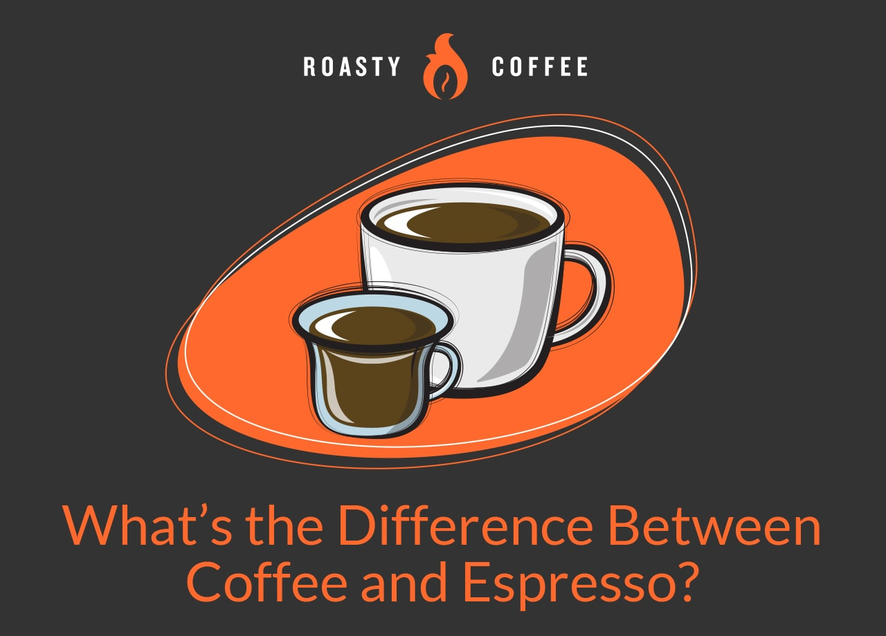What's the Difference Between Coffee and Espresso