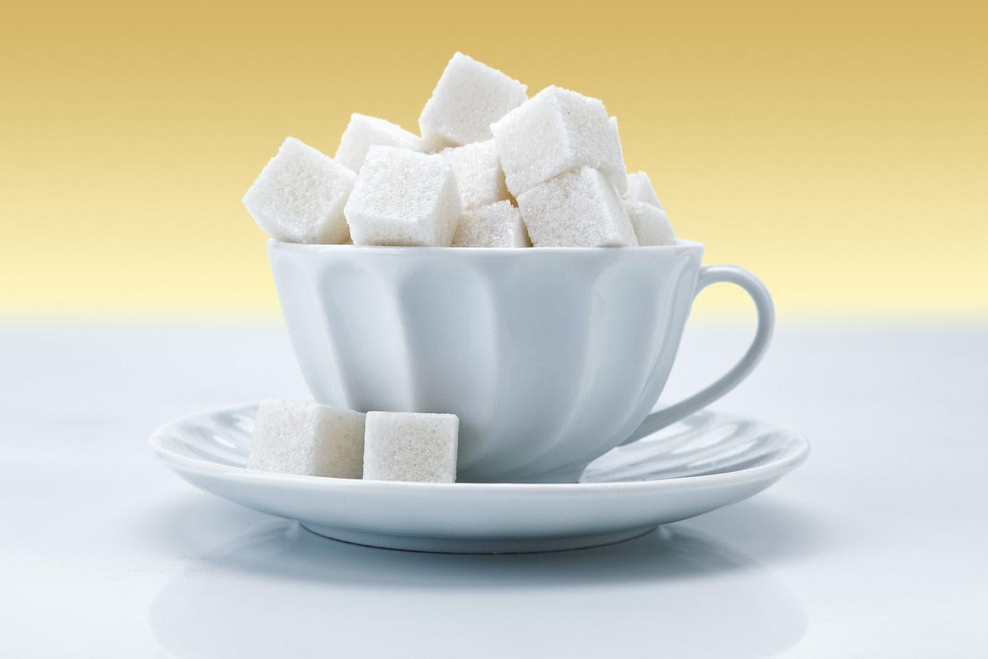 White Coffee Sugar