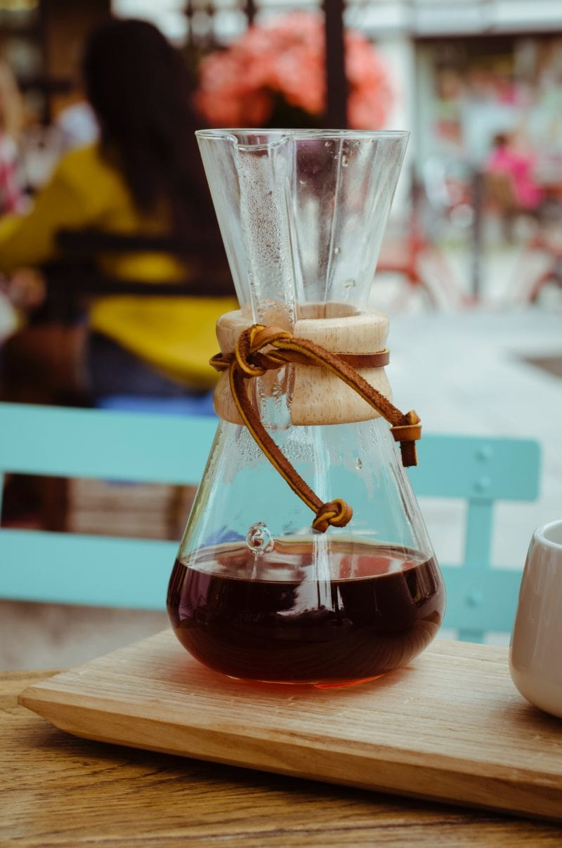 Chemex vs Pour Over: A Battle of Branded Brewing