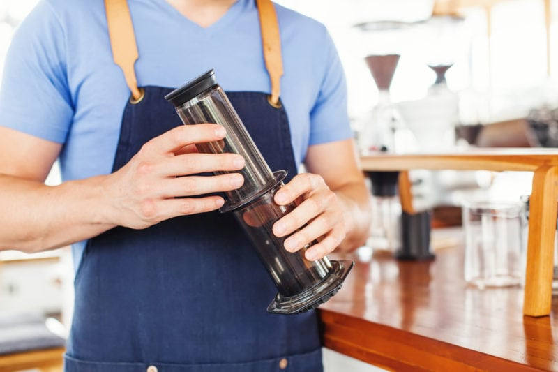 Can You Make Cold Brew With The Versatile Aeropress?