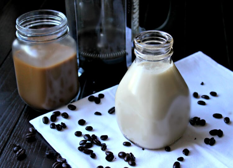 Easy Coconut Milk Creamer