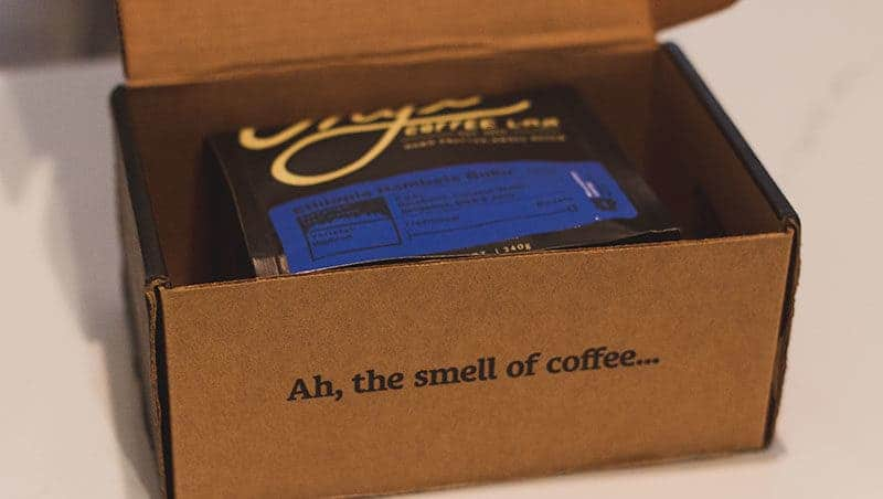 Coffee In Box
