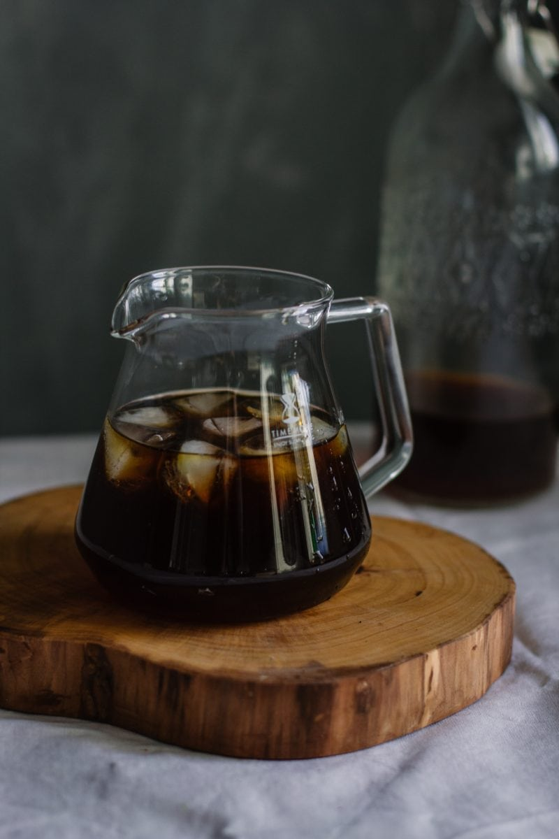 Dutch Coffee: A Cold Brew Mystery with History