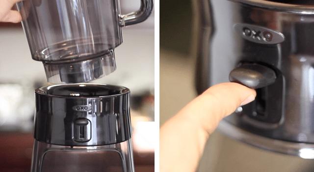 Cold Brew Coffee Maker Setup