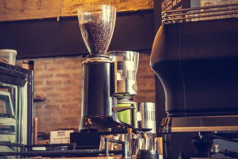 The Ten Best Commercial Coffee Grinders