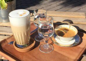 deconstructed Latte