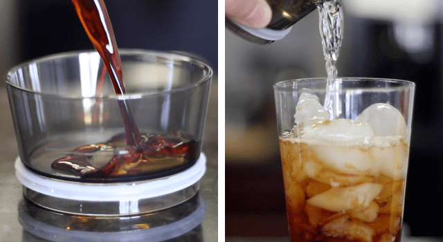 Dilute and Serve Cold Brew