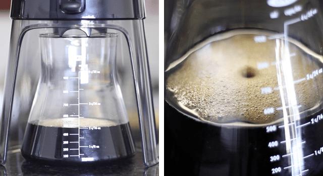 Drain Cold Brew