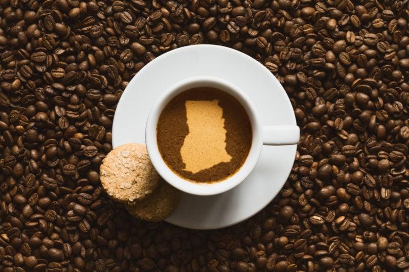 Ghana Coffee: The Robusta Region