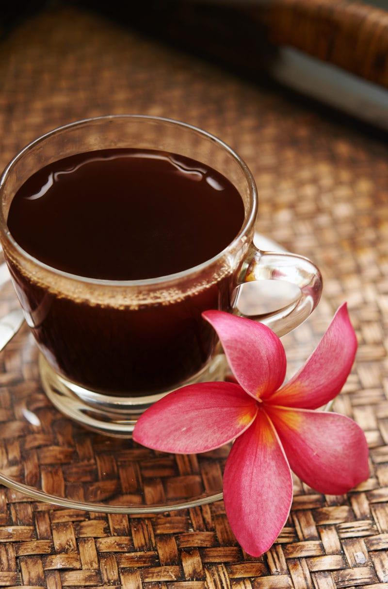 Hawaiian Coffee: The Volcanic Novelty