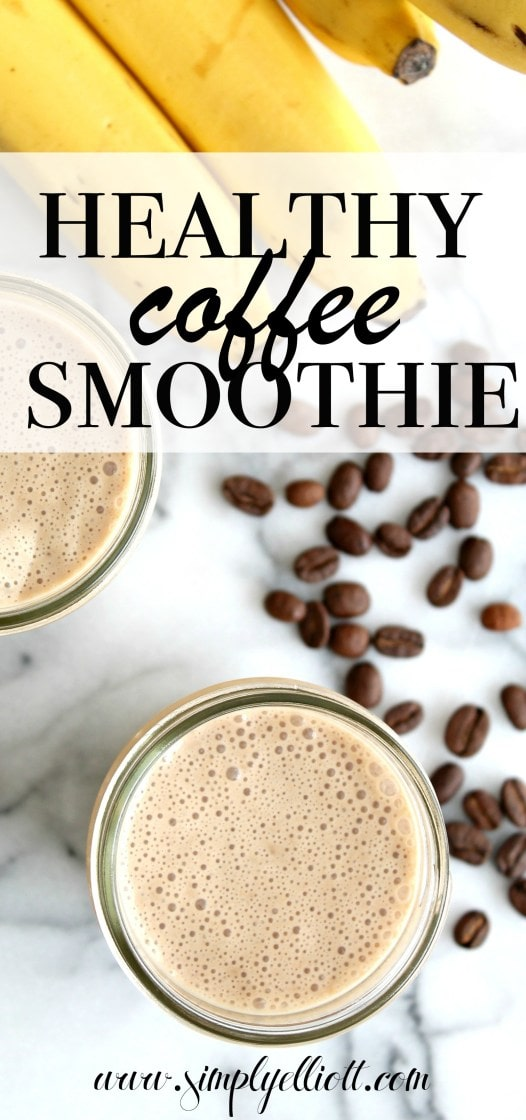 Light Coffee Smoothie Recipe