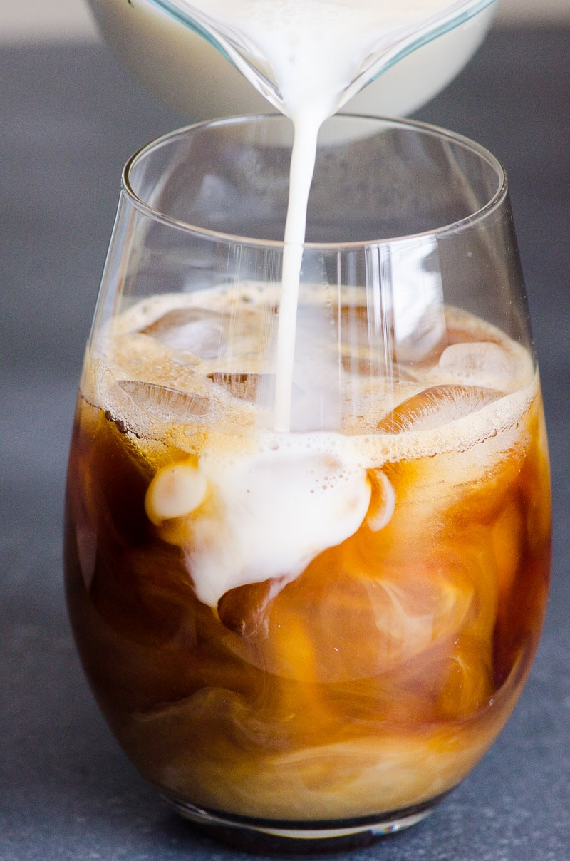 Skinny Version Iced Coffee