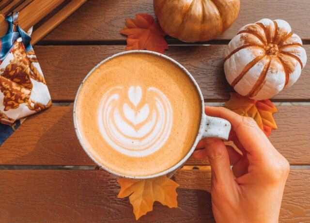 the best pumpkin spice coffees
