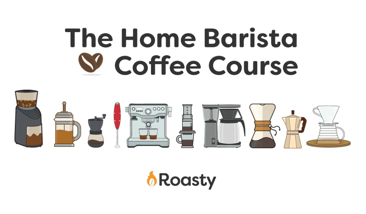 Home Barista Coffee Course