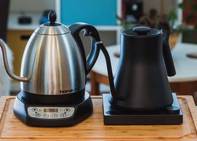 Best Kettles for Brewing Coffee
