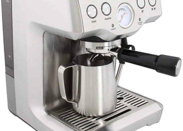 How Much Is An Espresso Machine