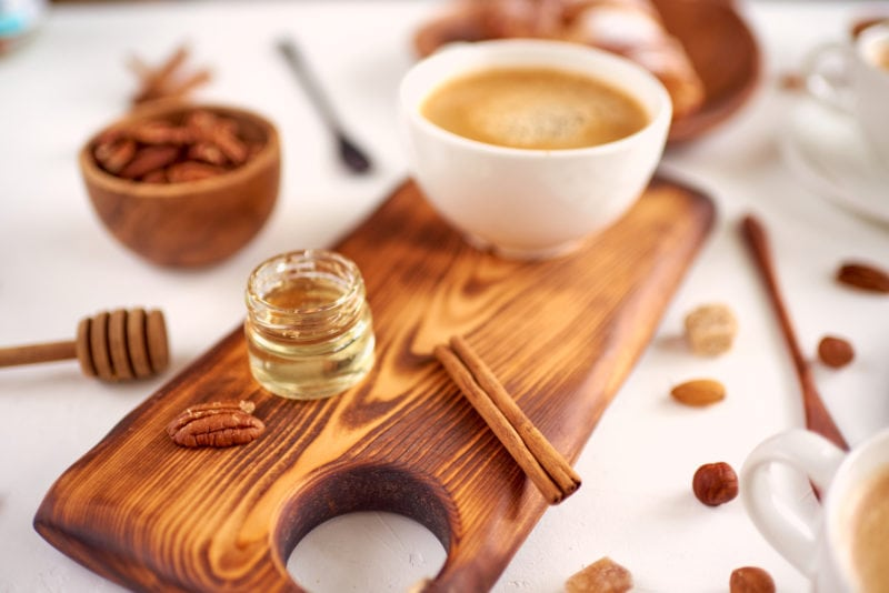 Honey in Coffee: What's All the Buzz About?