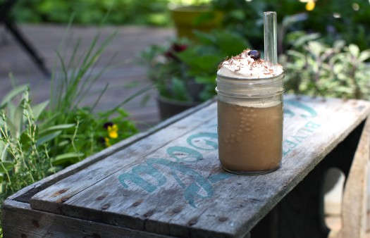 Iced Frappe At Home