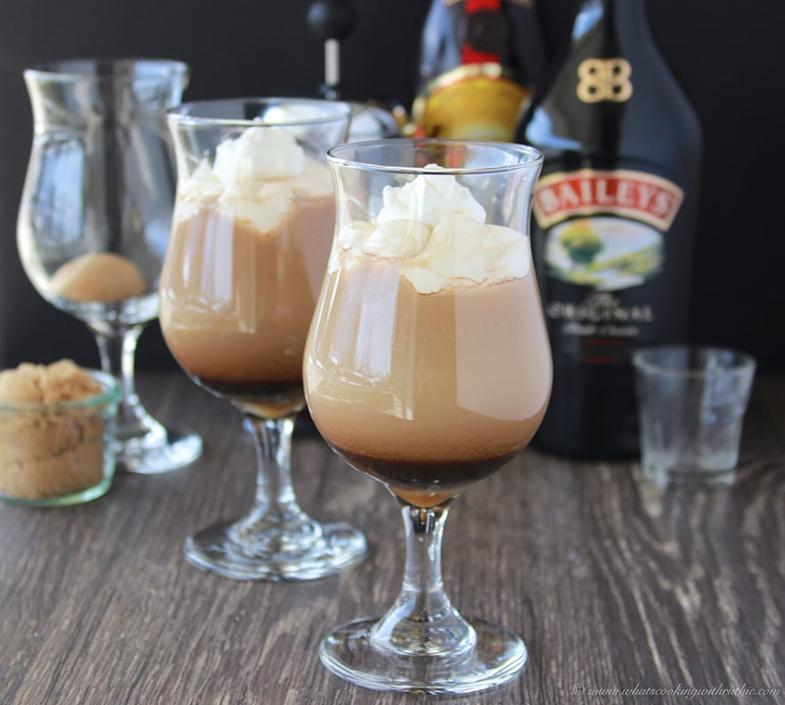 Perfectly Sweet Irish Coffee