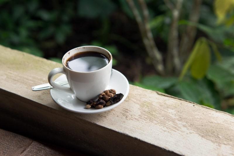 Bali Coffee: One of a Kind