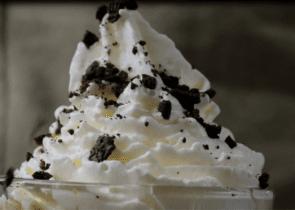 Mocha Cookie Crumble Frappuccino Recipe