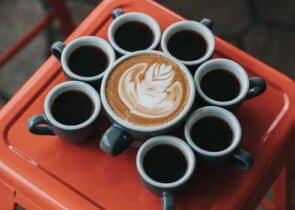 espresso vs latte