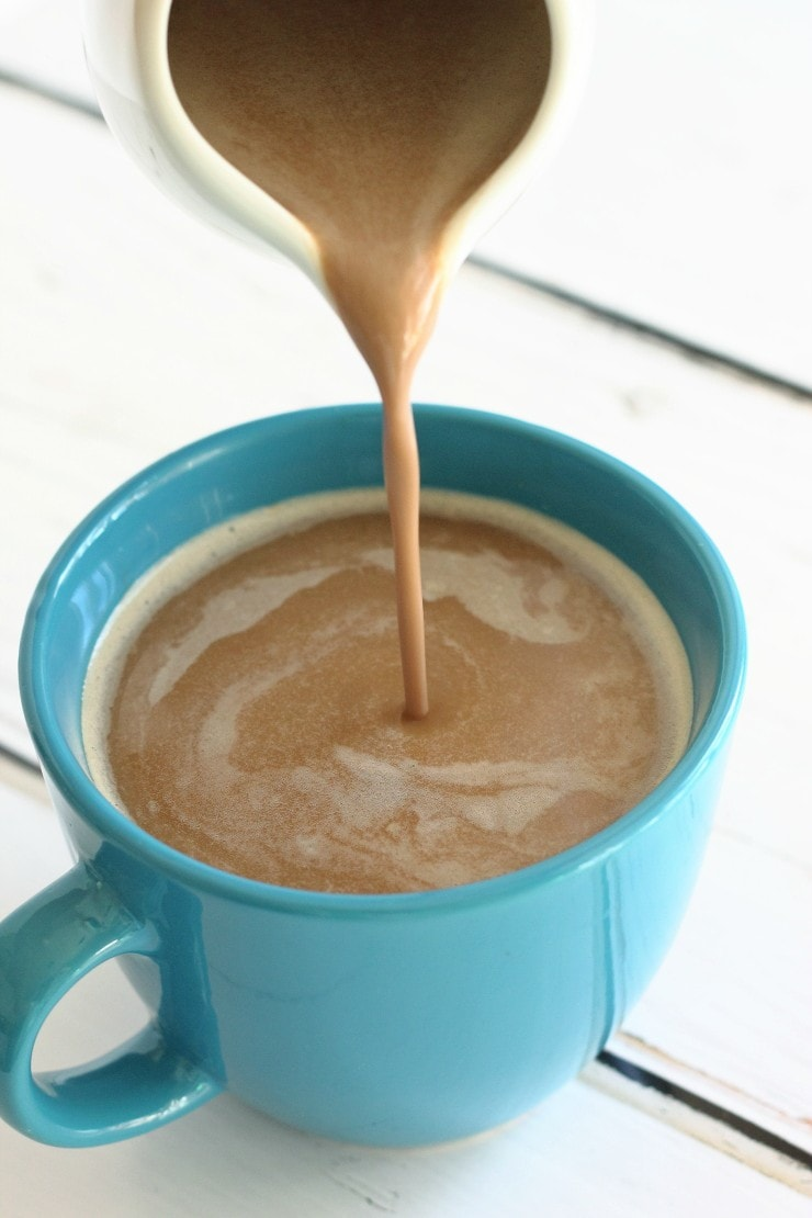 Vegan Snickers Coffee Creamer