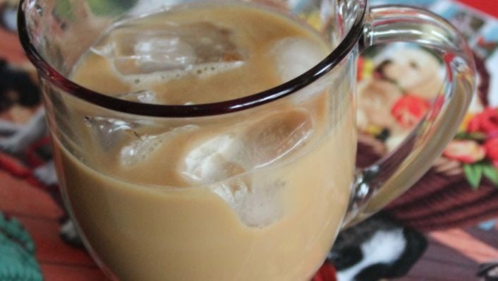 Keurig Iced Vanilla Coffee