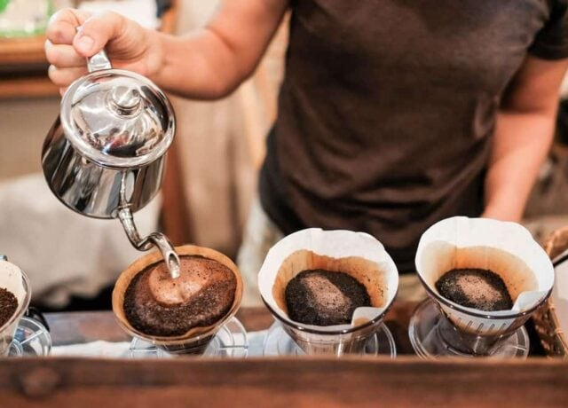 what is shade-grown coffee?