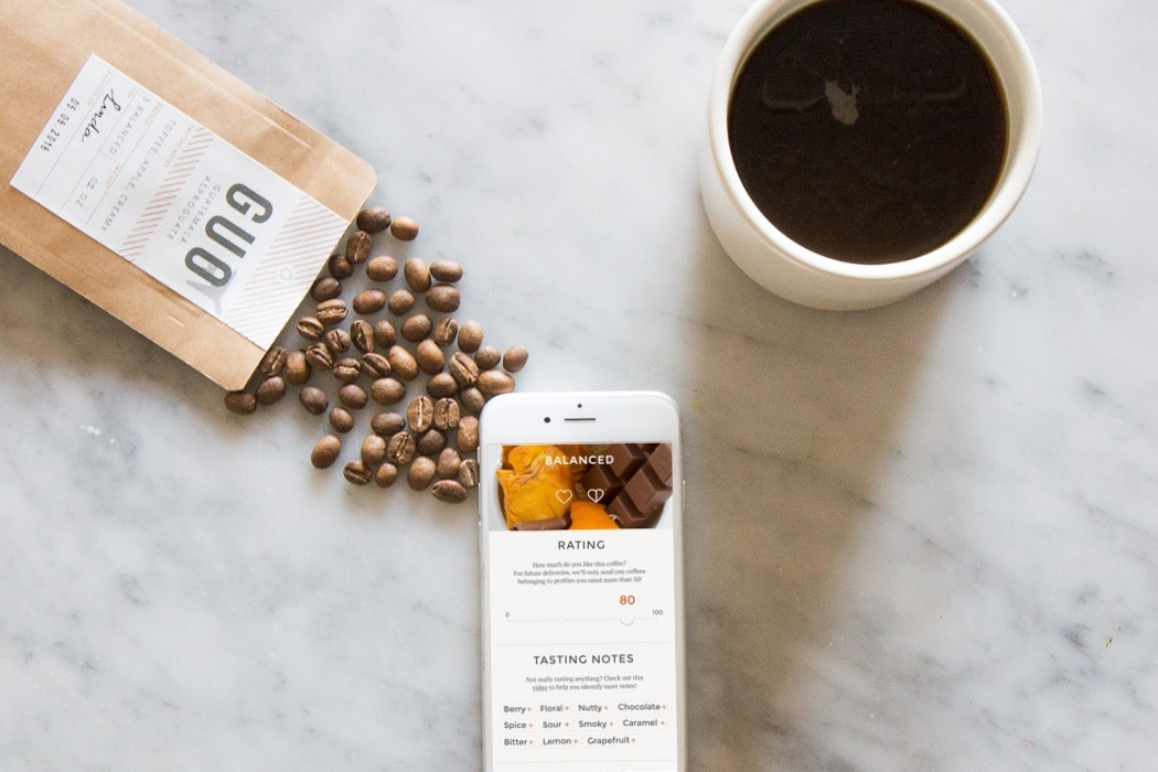 driftaway coffee subscription