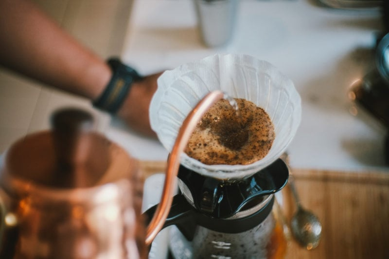 pour over vs drip