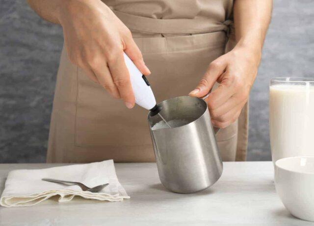Best handheld milk frothers