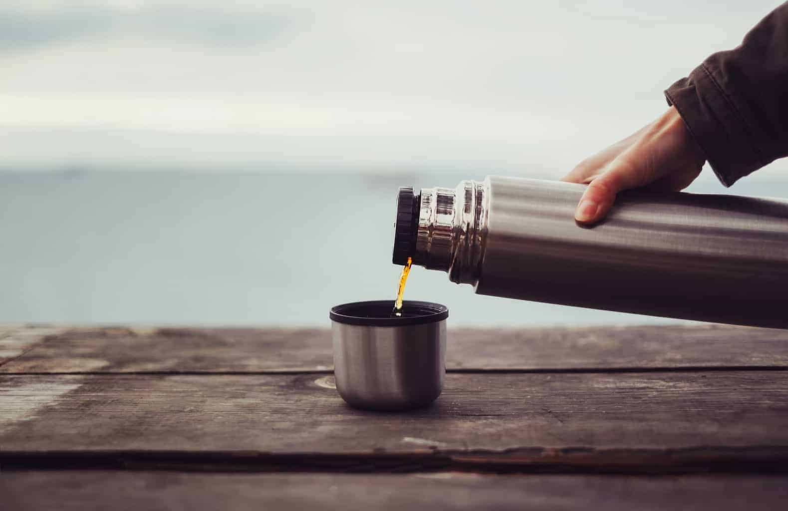 Coffee Mug Camping