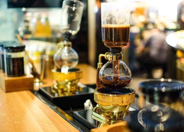 best siphon coffee maker