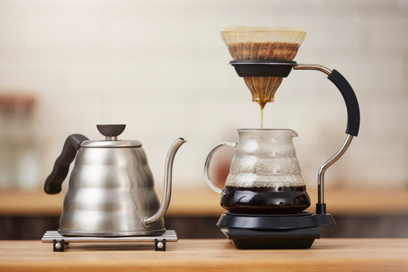 KitchenAid Coffee Maker KCM0802: The Pour Over Coffee Brewer