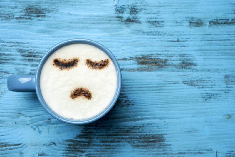 Coffee Makes Me Tired?  Why It Happens, Plus Solutions
