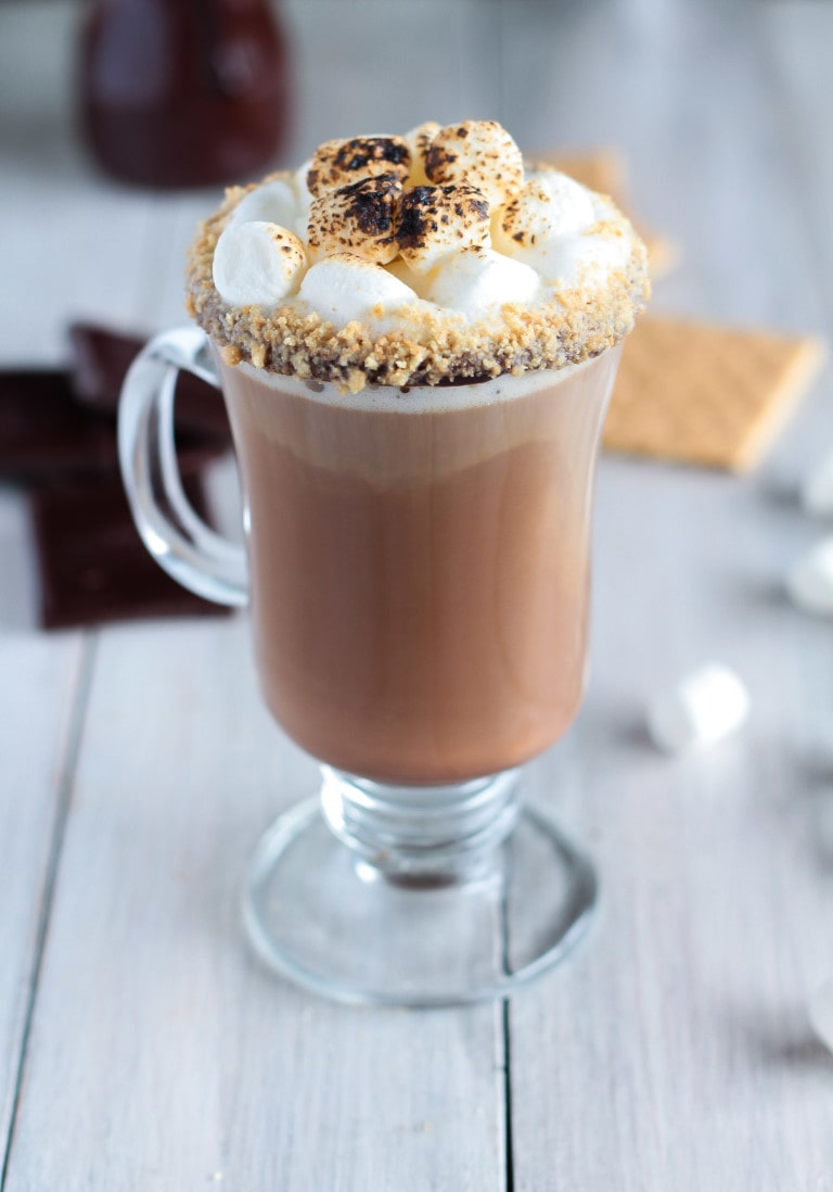 . S'mores Latte