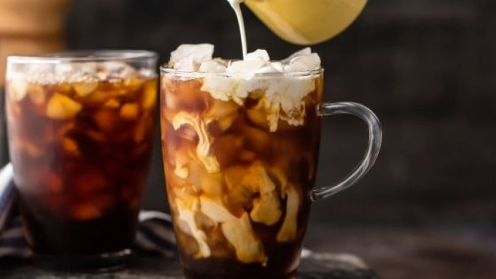 Fresh Thai Iced Coffee Recipe