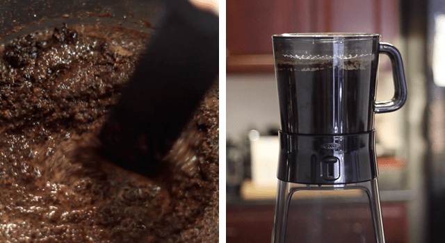 Stir and Brew Cold Brew