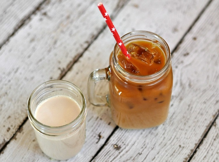 Healthy Sweet Cream Vanilla Cold Brew