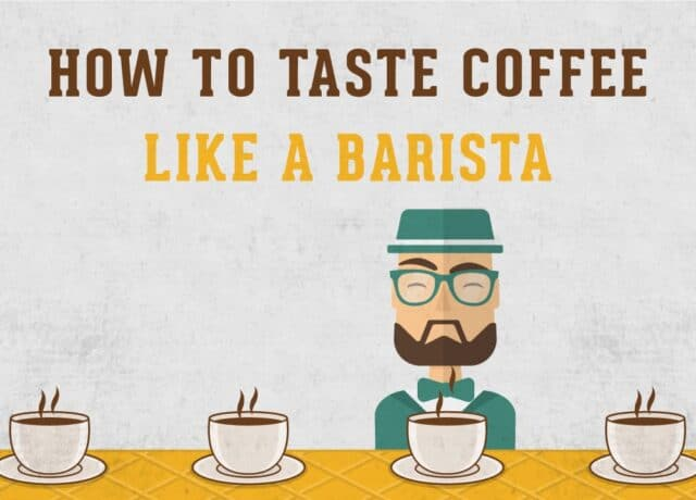 How to Taste Coffee
