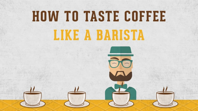 How to Taste Coffee Like a Barista