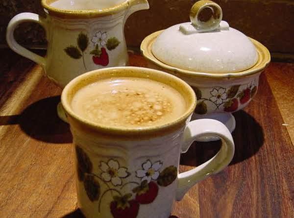 Chocolate And Cinnamon Mexican Coffee