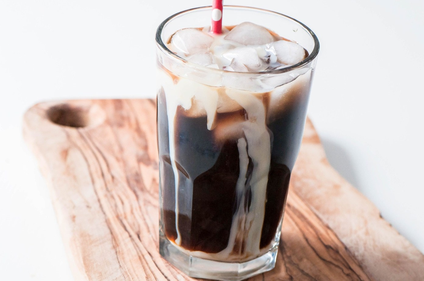 Sweetened Condensed Milk Thai Iced Coffee