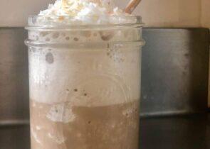 frozen coconut coffee recipe